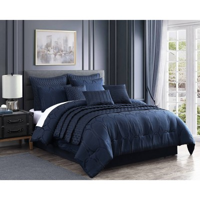 Destiny 10 Piece Comforter Set - Riverbrook Home
