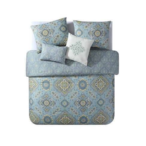 Riya Comforter Set - VCNY Home - image 1 of 4