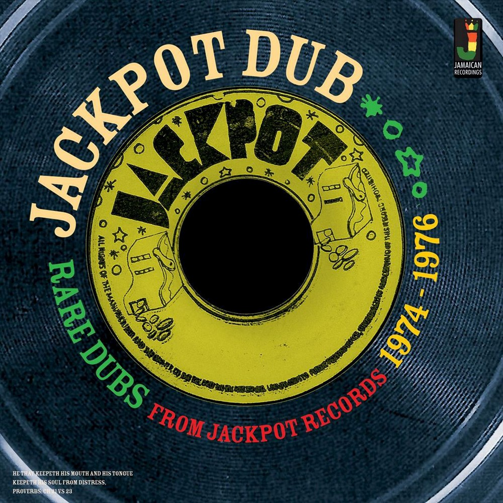 Various - Jackpot Dub:Rare Dubs From Jackpot Re (Vinyl)