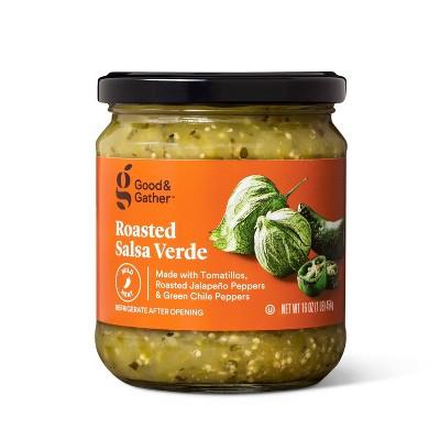 Mild Roasted Salsa Verde 16oz - Good & Gather™