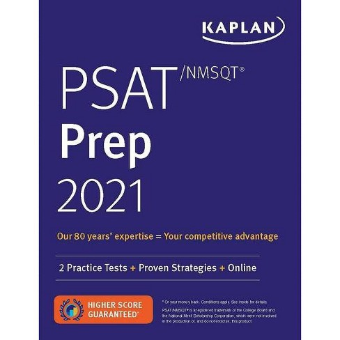 Psat/NMSQT Prep 2021 - (Kaplan Test Prep) (Paperback) - image 1 of 1