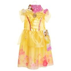 Disney Princess Explore Your World Belle Dress, Size: Small, MultiColored