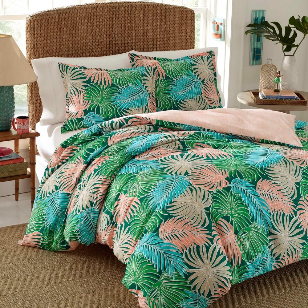 Breeze Comforter Set (King) - Nine Palms, Multicolored