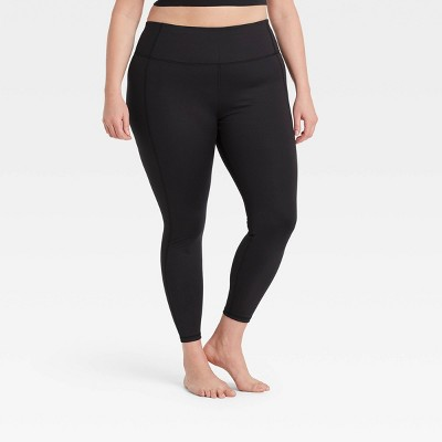 "Women's Simplicity Mid-Rise 7/8 Leggings 24"" - All in Motion™"