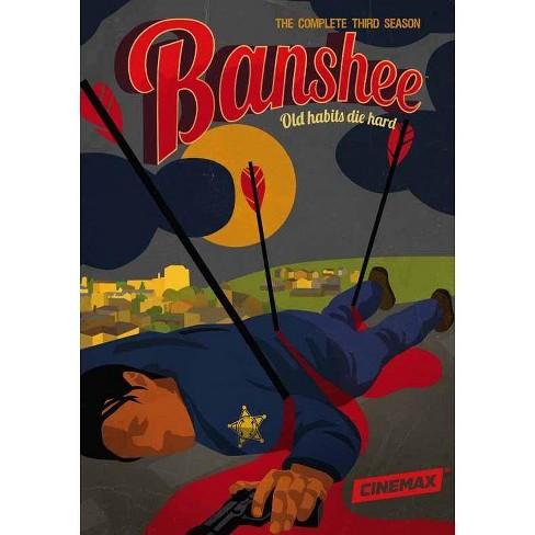 Banshee: The Complete Third Season (DVD) - image 1 of 1