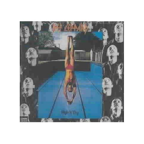 Def Leppard - High and Dry (CD) - image 1 of 1
