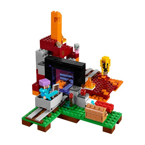 LEGO Minecraft The Nether Portal 21143 - image 1 of 4