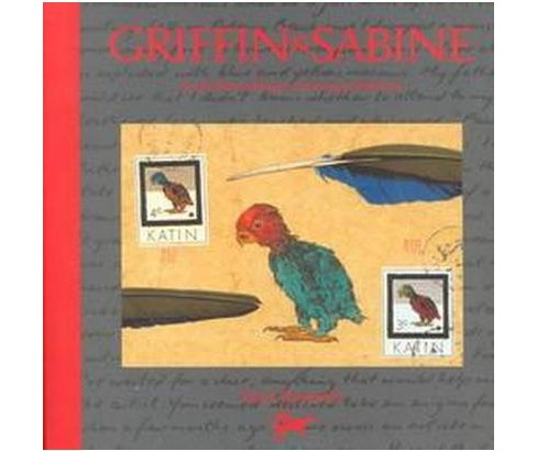 Griffin and Sabine : An Extraordinary Correspondence (Hardcover) (Nick Bantock) - image 1 of 1