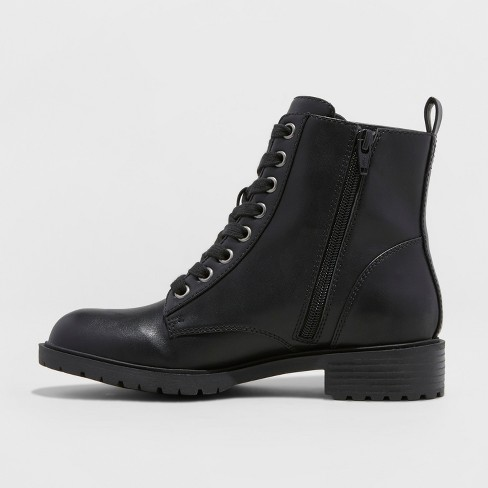 d905be87109 Women s Remi Combat Boots - Universal Thread™   Target