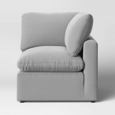 Allandale Modular Sectional Sofa Corner Gray - Project 62™