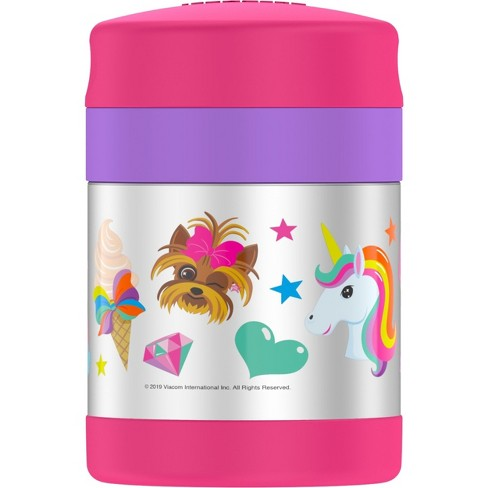 Thermos JoJo 10oz FUNtainer Food Jar with Spoon - image 1 of 7