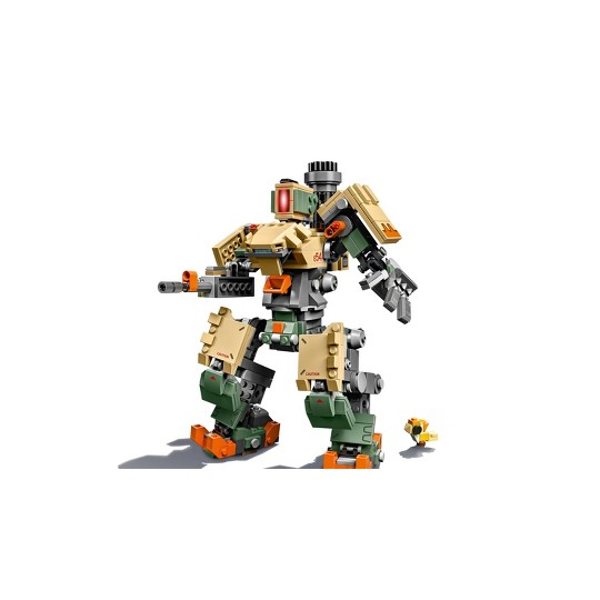 LEGO Overwatch 75974 Bastion Building Kit, Overwatch Game Robot Action Figure 602pc image number null