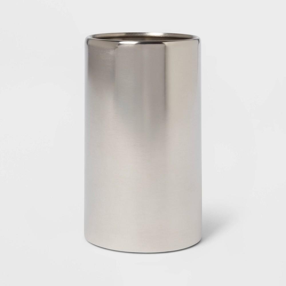 Brushed Stainless Steel Tumbler Threshold 8482