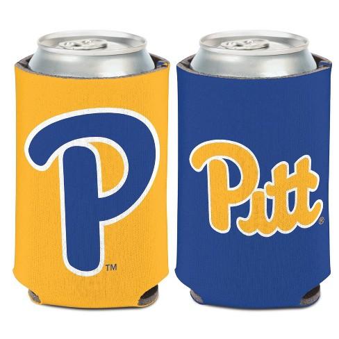 NCAA Pitt Panthers Logo Can Cooler - image 1 of 1