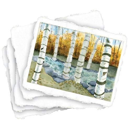 Shizen Design Punjab Watercolor Paper, 12 x 18 Inches, 140 lb, White, 25 Sheets - image 1 of 1