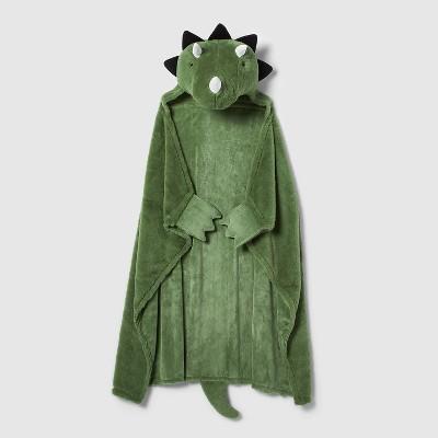 Dinosaur Hooded Blanket - Pillowfort™