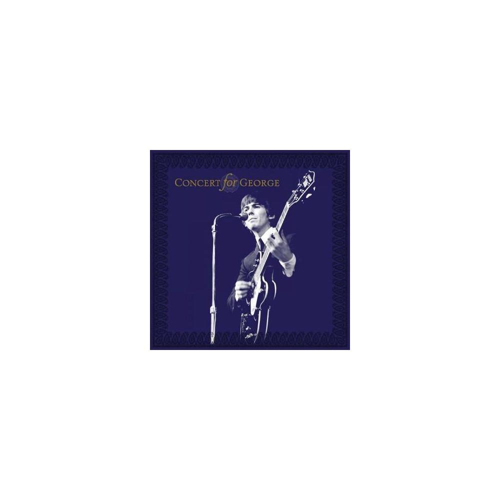 Various Artists Concert For George 4 Lp Vinyl