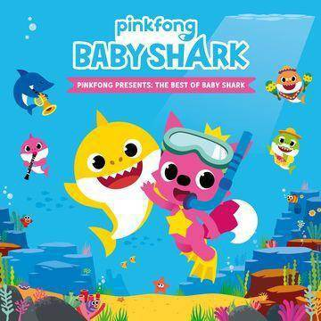 Baby Shark Pinkfong Presents: The Best Of Baby Shark