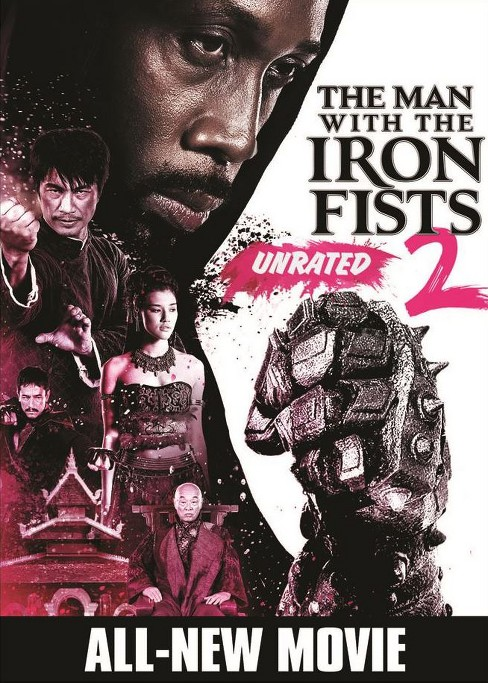 The Man with the Iron Fists 2 (dvd_video) - image 1 of 1