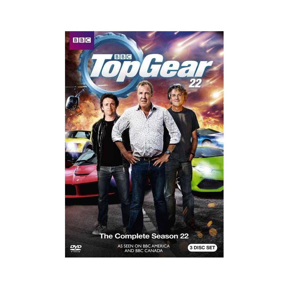 Top Gear The Complete Season 22 Dvd 2016