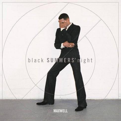 Maxwell - blackSUMMERS'night (Vinyl) - image 1 of 1