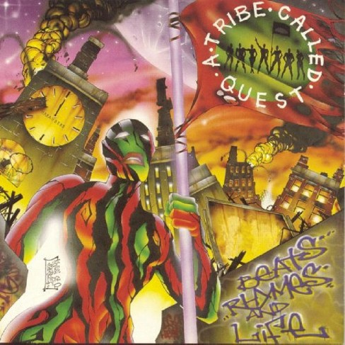 Tribe called quest - Beats rhymes & life (Vinyl) - image 1 of 1