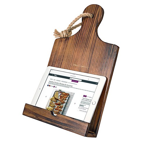 Groovy Mothers Day Moms Kitchen Wood Ipad Stand Home Interior And Landscaping Palasignezvosmurscom