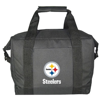 NFL Pittsburgh Steelers 12 Can Kooler Bag