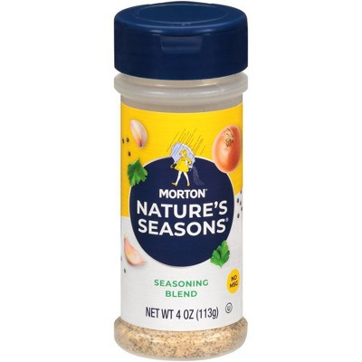 Morton Nature's Seasons Seasoning Blend - 4oz