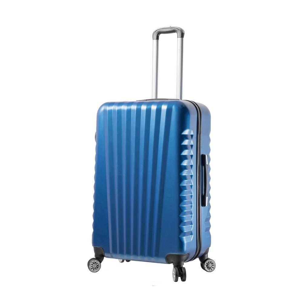 """Image of """"Mia Viaggi ITALY Catania 28"""""""" Hardside Suitcase - Blue"""""""
