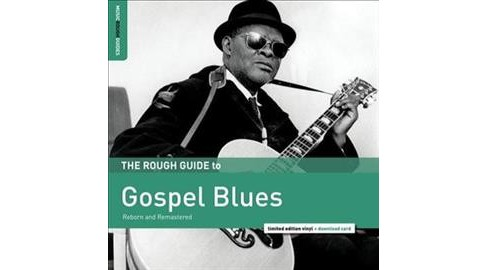 Various - Rough Guide To Gospel Blues (Vinyl) - image 1 of 1