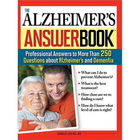 The Alzheimer's Answer Book - by  Charles Atkins (Paperback) - image 1 of 1
