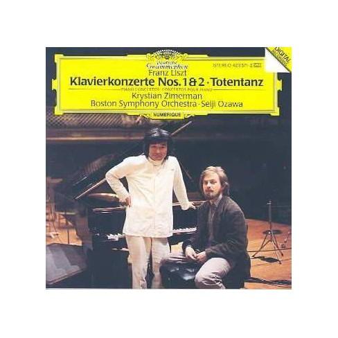 Hart - Liszt:Klavierkonzte No. 1 & 2 (CD) - image 1 of 1