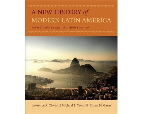 New History of Modern Latin America -  (Paperback) - image 1 of 1