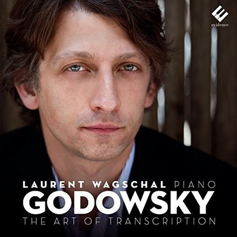 Laurent Wagschal - Godowsky:Art Of Transcription (CD) - image 1 of 1