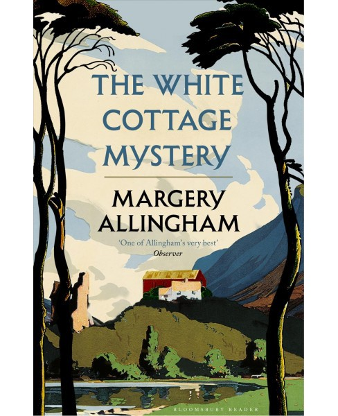 White Cottage Mystery (Reprint) (Paperback) (Margery Allingham) - image 1 of 1