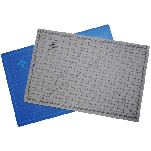 Alvin HM Series Self Healing Cutting Mat, Blue/Gray, 8-1/2 x 12 Inches - image 1 of 1