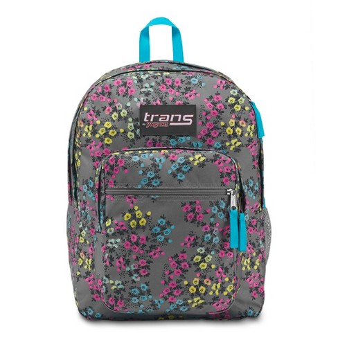 "Trans by Jansport 17"" Supermax Backpack - Sweet Meadow - image 1 of 3"