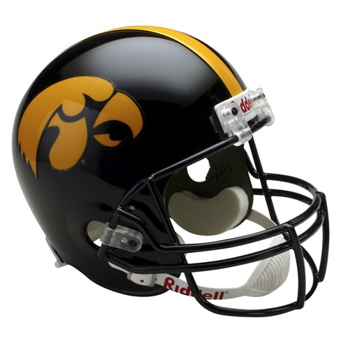 Iowa Hawkeyes Riddell Deluxe Replica Helmet - Black - image 1 of 1