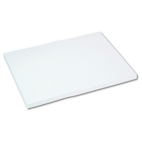 Pacon® Medium Weight Tagboard, 24 x 18 - White 100pk - image 1 of 1