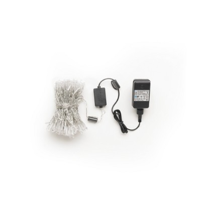 Kurt Adler Twinkly LED Starter Kit 120-light Wi-Fi Enabled