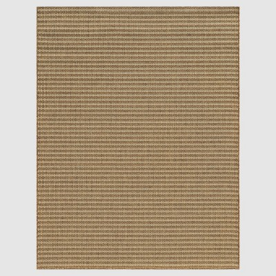 Hickory Stripe Outdoor Rug - 8'x10' - Smith & Hawken™