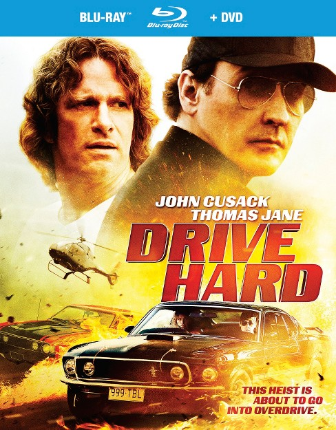 Drive hard (Blu-ray) - image 1 of 1