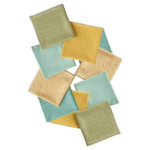 Laguna Dishcloth (Set Of 10) - Design Imports - image 1 of 1