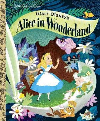 Walt Disney's Alice in Wonderland (Hardcover)