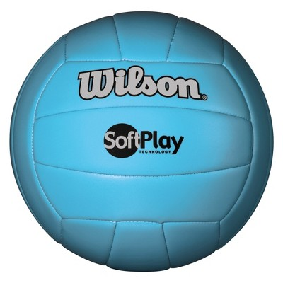 Wilson Soft Play Beach Volleyball Blue