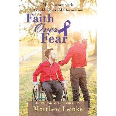 Faith over Fear - by  Matthew Lemke (Paperback) - image 1 of 1