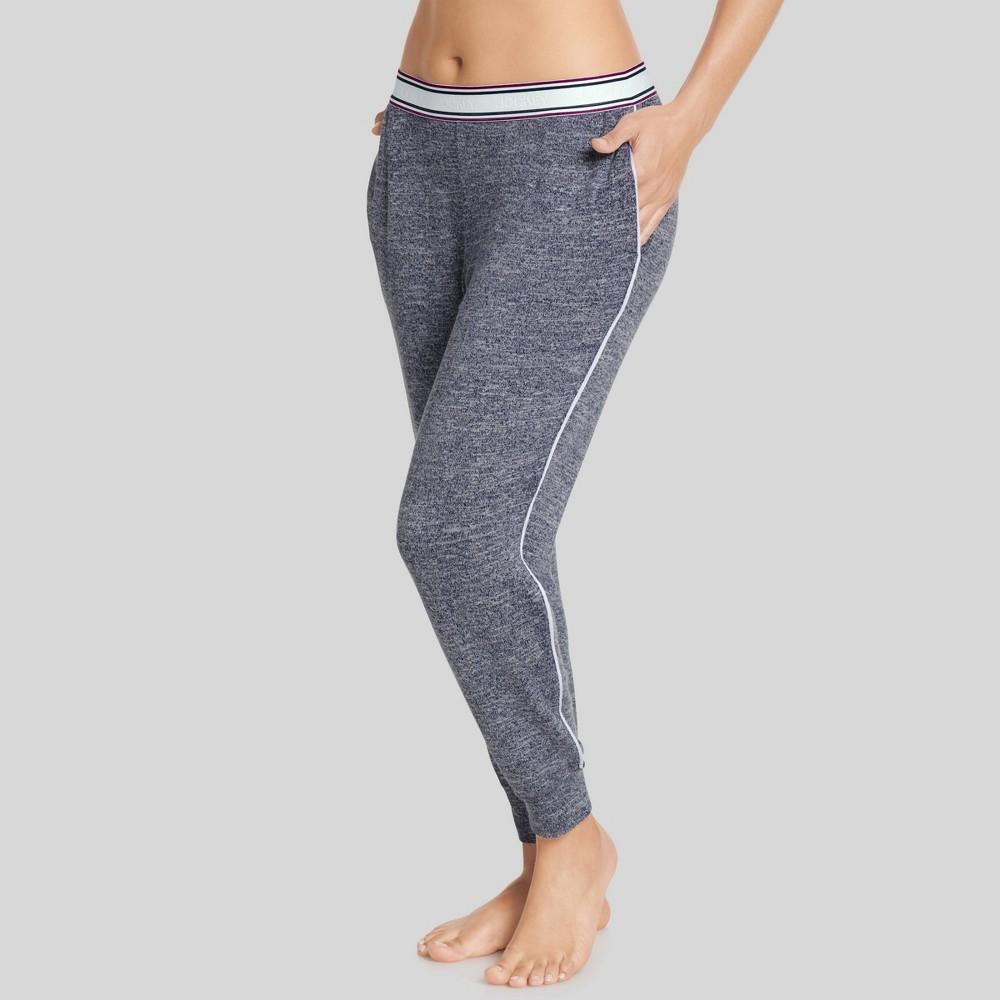 Image of Jockey Generation Women's Retro Vibes Jogger Pajama Pants - Navy XL, Women's, Blue