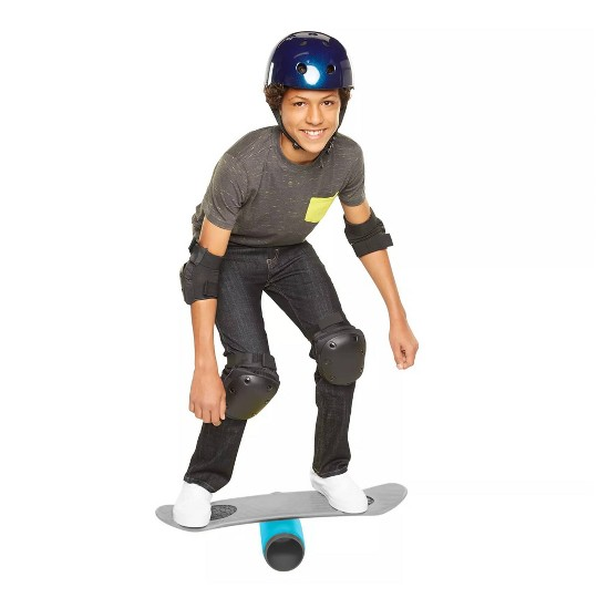 MorfBoard Balance Attachment - Silver Cyan image number null