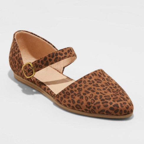 Women's Carmela Mary Jane Shoes - Universal Thread™ - image 1 of 3